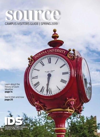 0e26be218cd7 Spring 2019 Source Visitors Guide by Indiana Daily Student ...