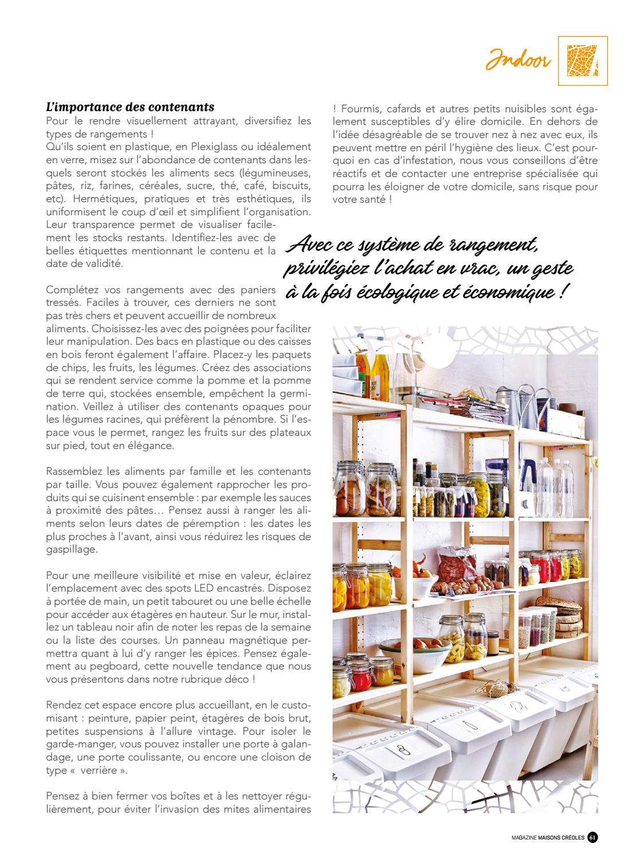Boite Rangement Pates Riz Verre — Lamichaure.Com