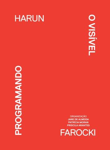 Volume 11 - Harun Farocki: Programando o Visível by CINUSP
