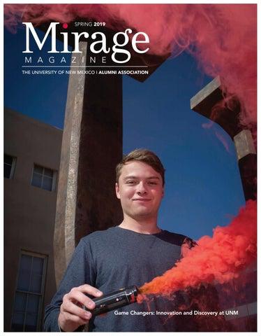 Mirage Spring 2019 by UNM Alumni Association - issuu