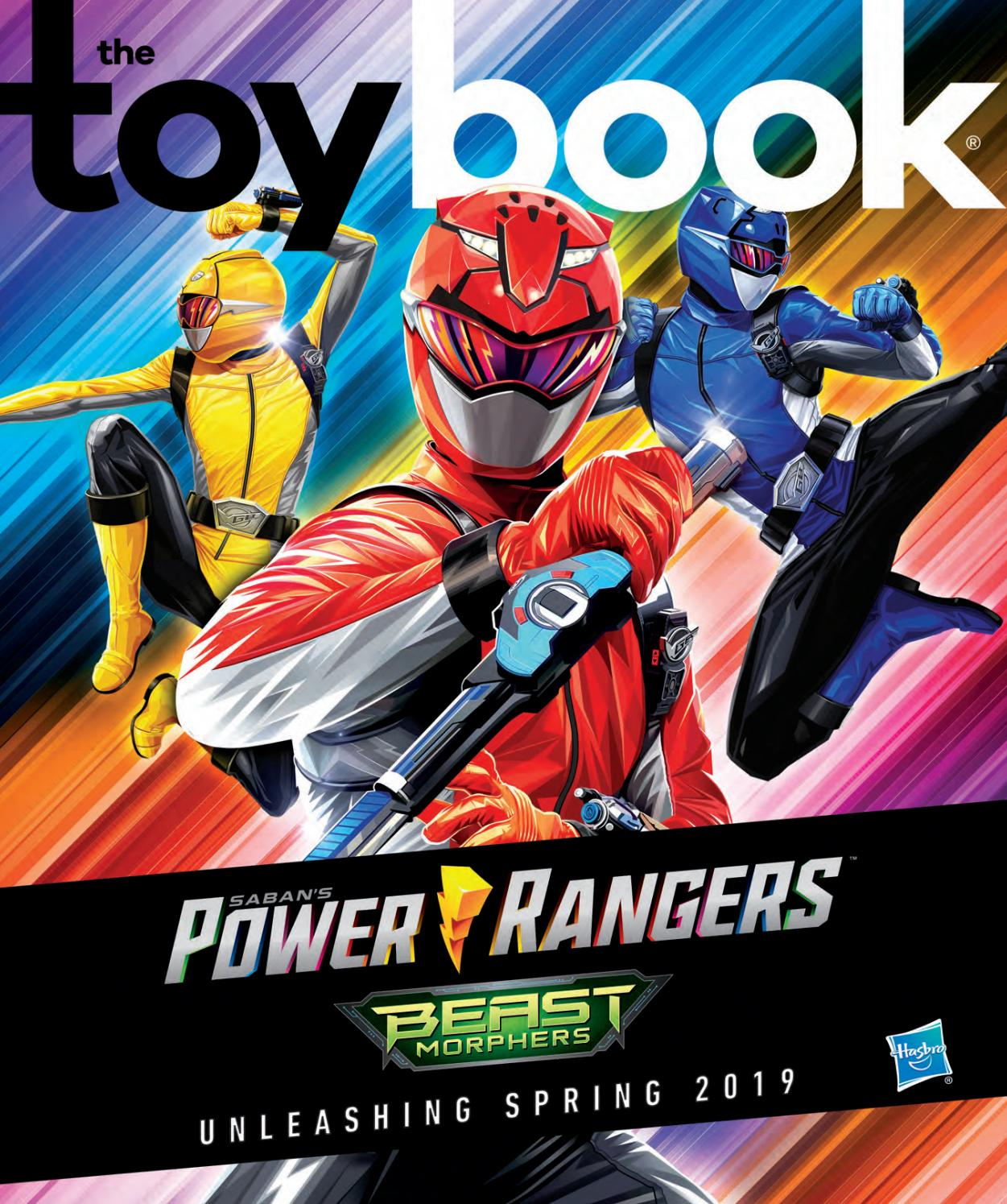 February 2019 By The Toy Book Issuu
