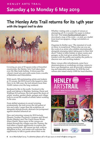 Page 6 of Henley Arts Trail