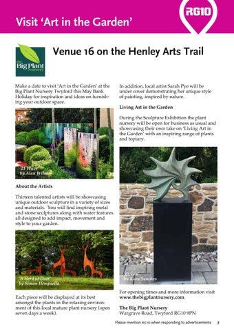 Page 7 of Henley Arts Trail