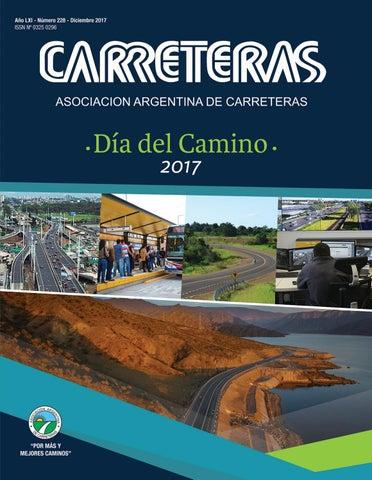 26e1c2063 Revista Carreteras N°228 by Asociación Argentina de Carreteras - issuu