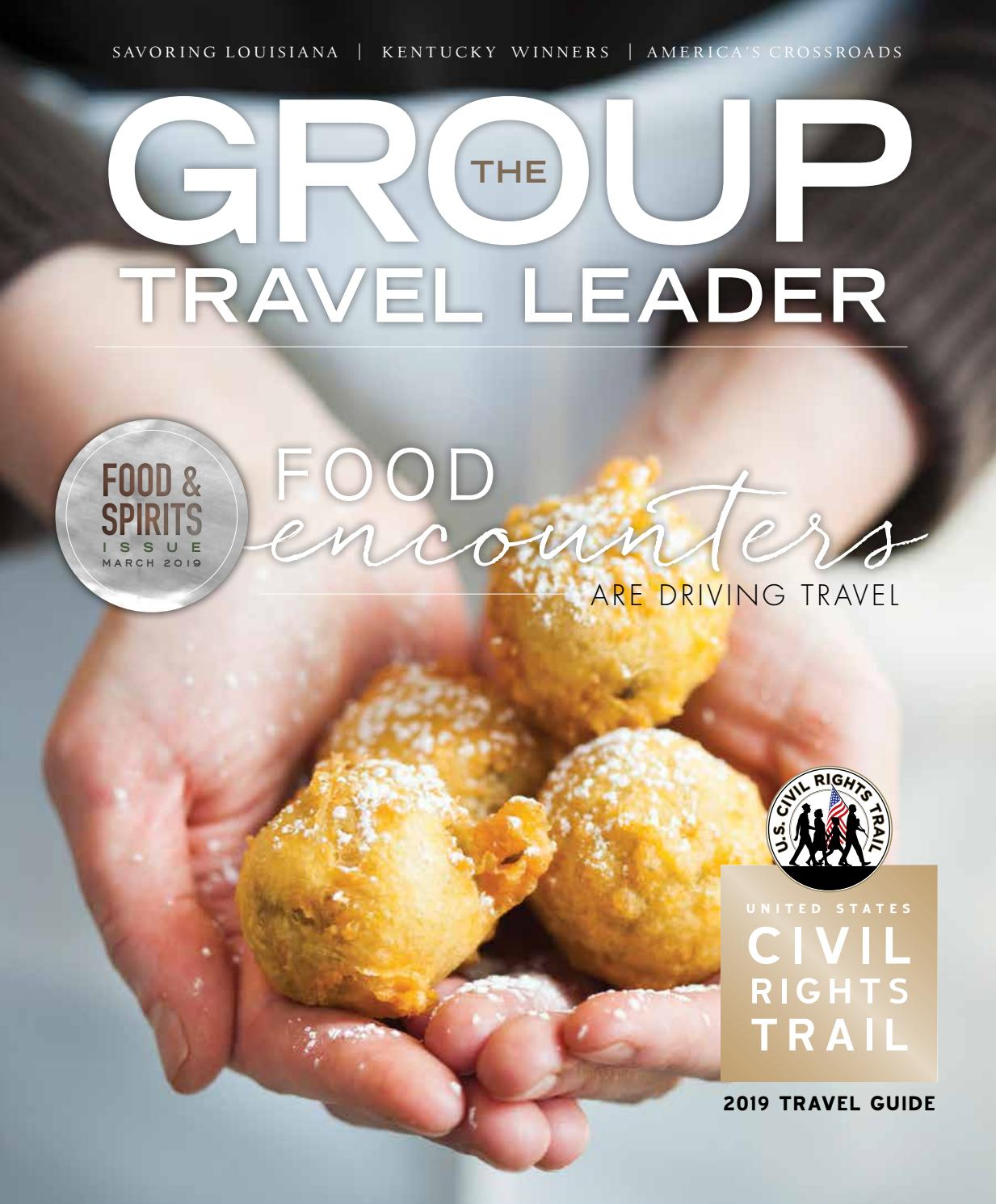 The Group Travel Leader March 2019 by The Group Travel