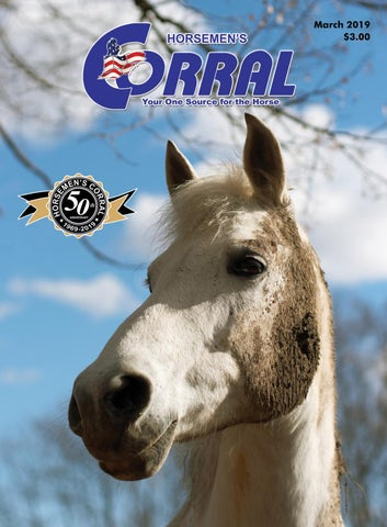 Horsemen's Corral March 2019 by Horsemen's Corral - issuu