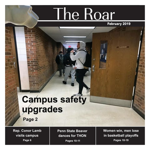 8366d339813c February 2019 Roar by Penn State Beaver - issuu