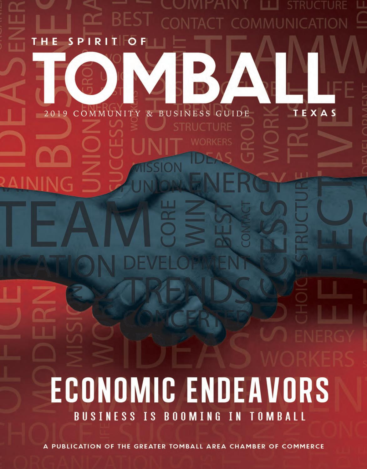 Tomball TX Community Profile by Town Square Publications