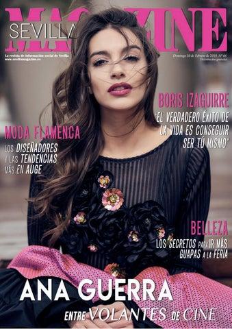 La revista de informaciรณn social de Sevilla www.sevillamagazine.es cf910c92f2c