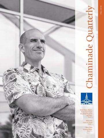Chaminade Quarterly Fall 2018 by Chaminade University - issuu