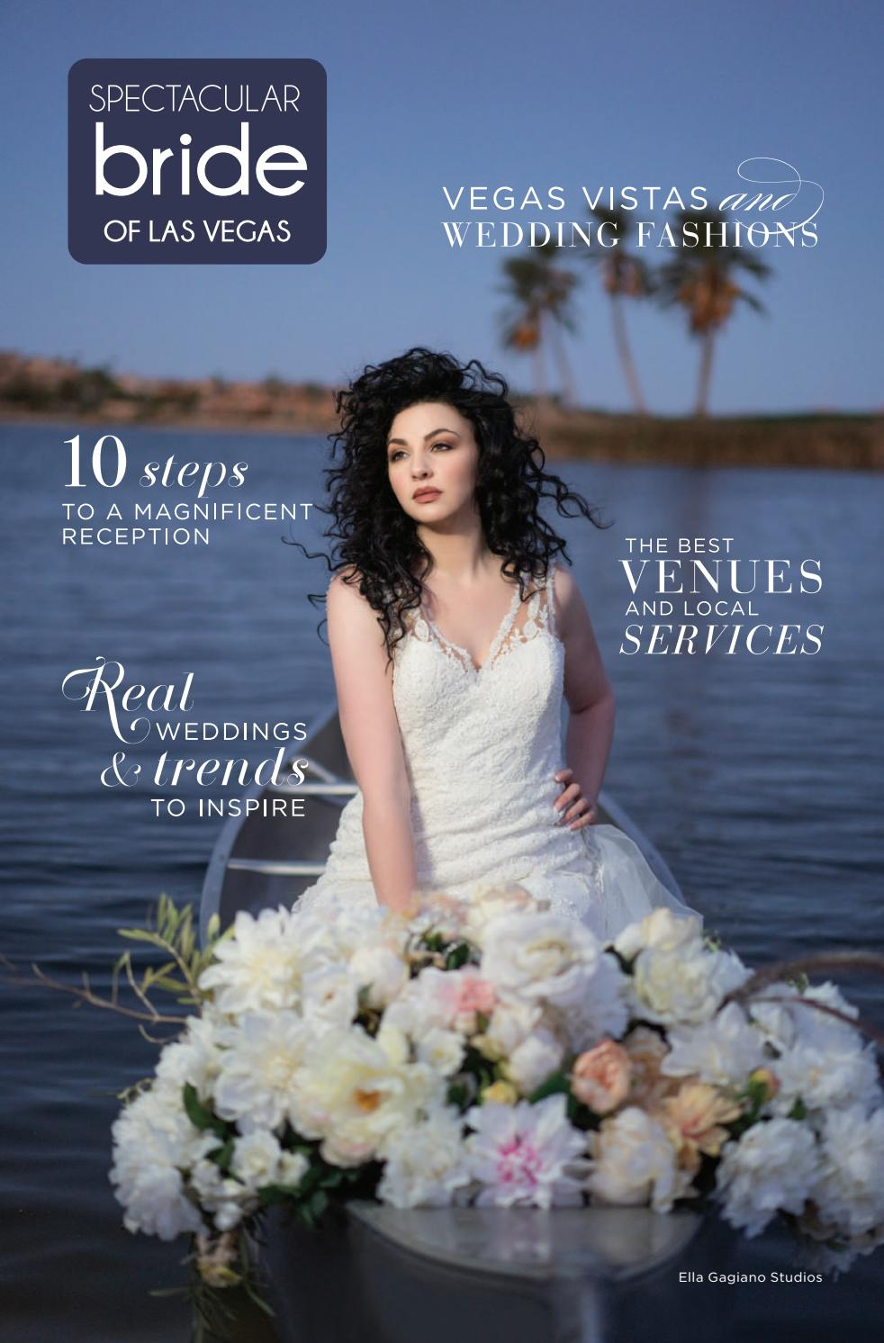 Spectacular Bride of Las Vegas Vol 29 | No 1 by Bridal