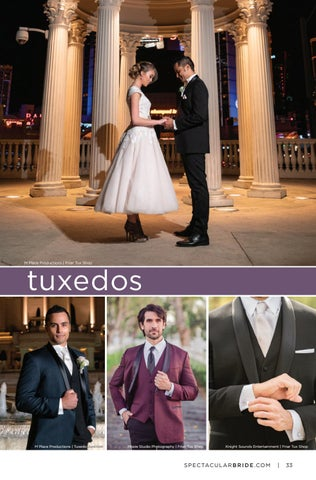 Page 35 of Styling the Groom. Tips for men's wedding fashion