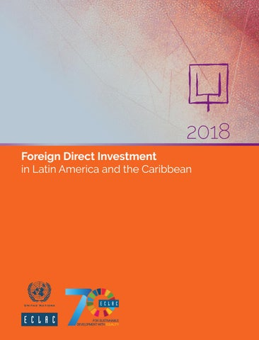 b176a8f22c3f0 Foreign Direct Investment in Latin America and the Caribbean 2018 by ...