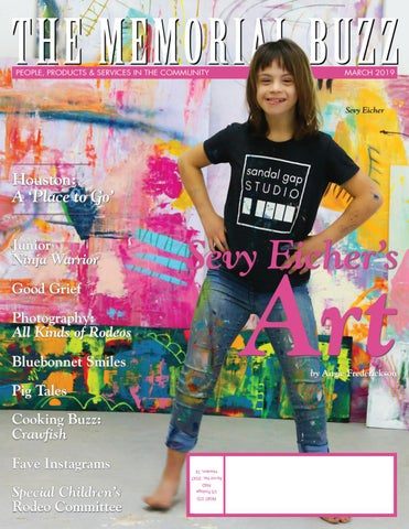 250a0028ebbc The Memorial Buzz - March 2019 by The Buzz Magazines - issuu