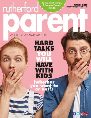 Ted Video 1602 How Childhood Trauma >> Rutherford Parent Magazine March 2019 By Day Communications Daycom