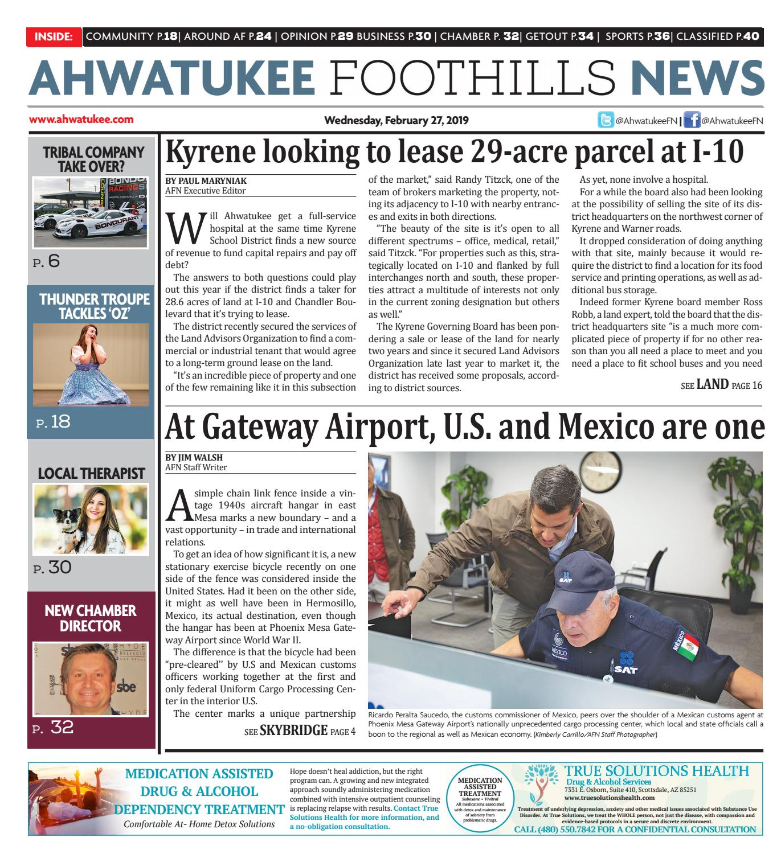 6c9db9f12d4b8 Ahwatukee Foothills News - February 27