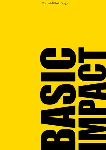 Rivista Basic Design by Greta Maccari issuu