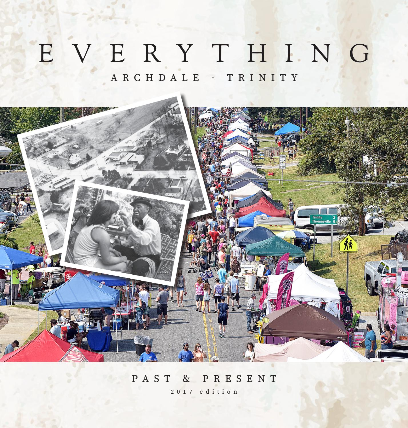 Everything Archdale Past Present Magazine By Leslie Long Issuu