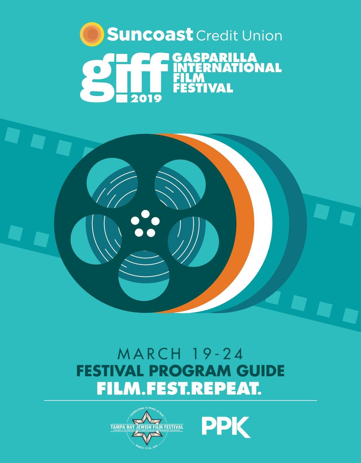 2019 Suncoast Credit Union Gasparilla Int'l Film Festival PROGRAM