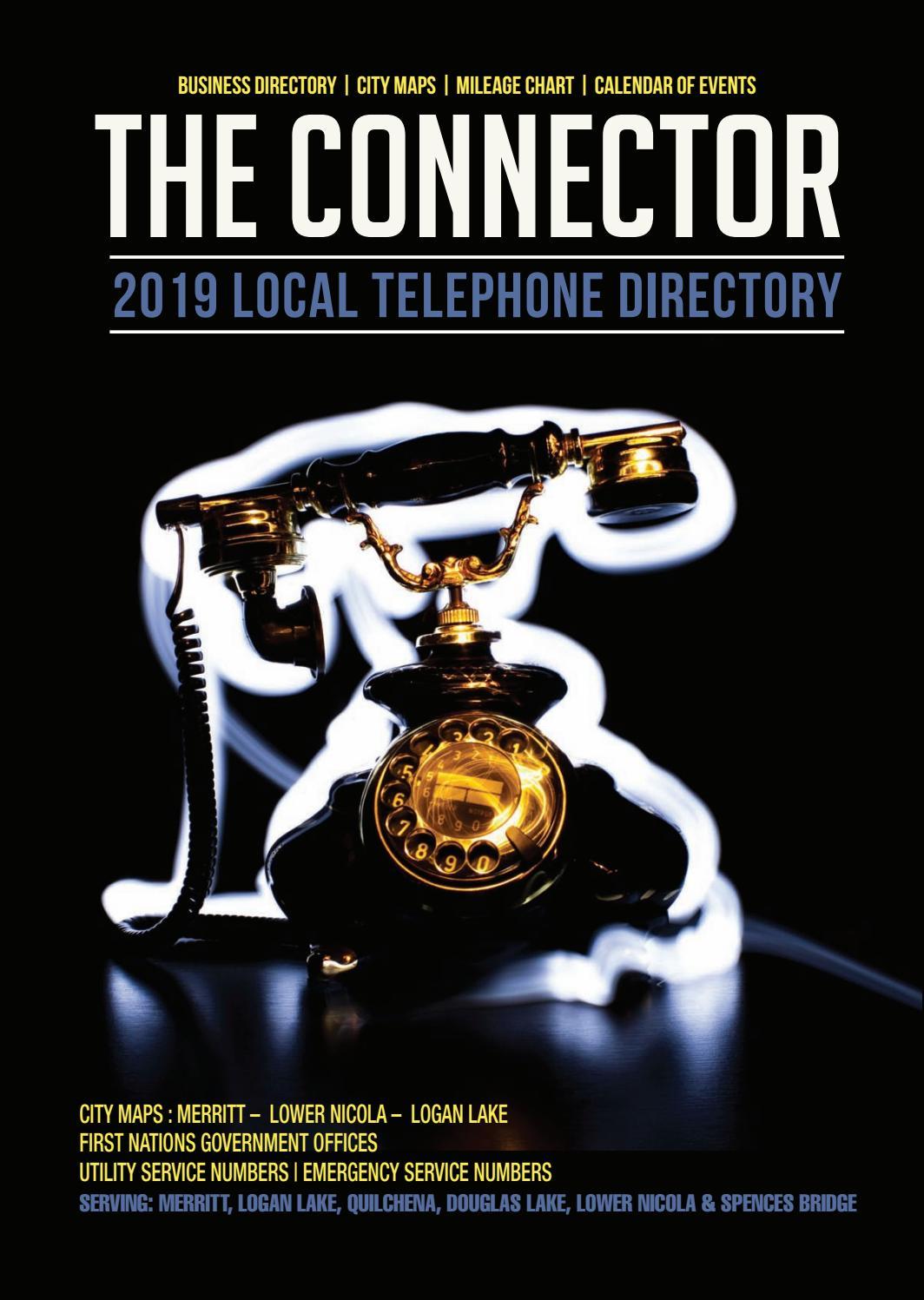 Connector 2019 by Merritt Herald - issuu