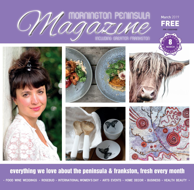 f001c62b36e Mornington Peninsula Magazine March 2019 by Mornington Peninsula Magazine -  issuu