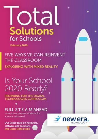 New Era Technology Total Solutions for Schools - Term 1