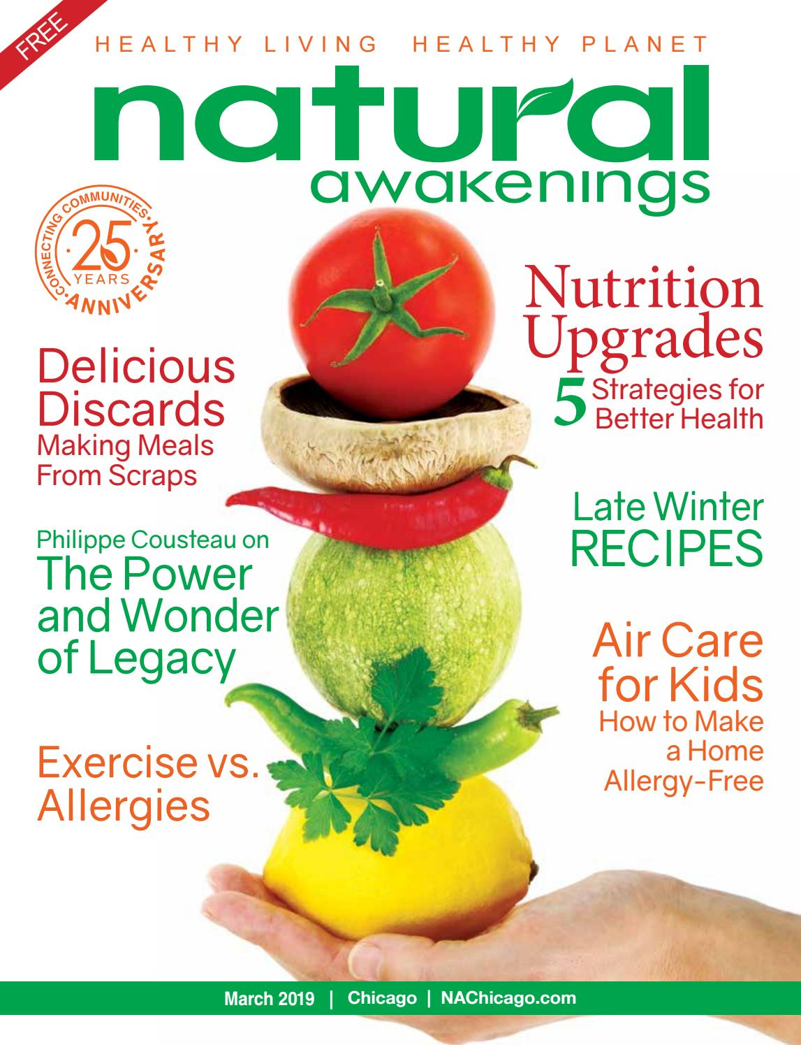 March 2019 Natural Awakenings Chicago magazine