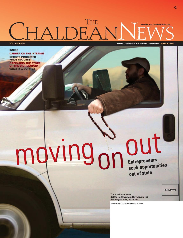 35e02753b63 Chaldean News - March 2006 by The Chaldean News - issuu