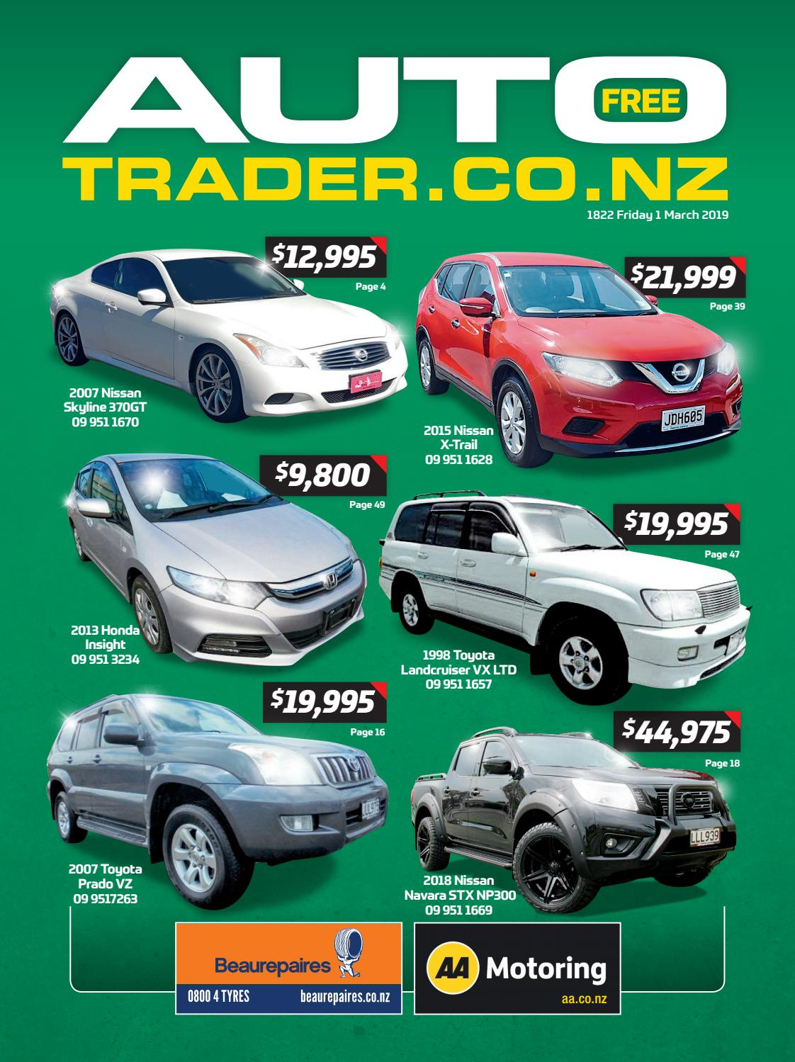 59098f76d3 Autotrader NZ - Issue 1822 by AutotraderNZ - issuu