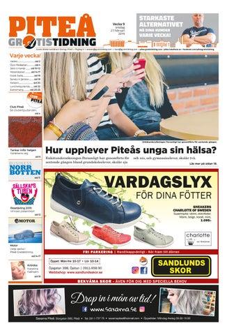 030b5a70ee6 Piteå Gratistidning vecka 09, 2019 by Svenska Civildatalogerna AB ...