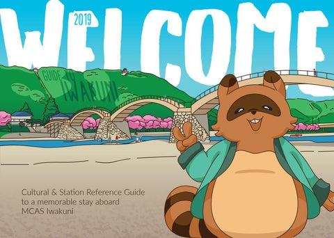 2019 Welcome Guide to Iwakuni by MCCS Iwakuni - issuu