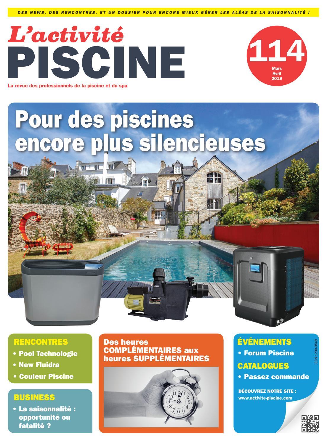 Prix Piscine Aquilus Mini Water l'activité piscine 114l'activité piscine - issuu