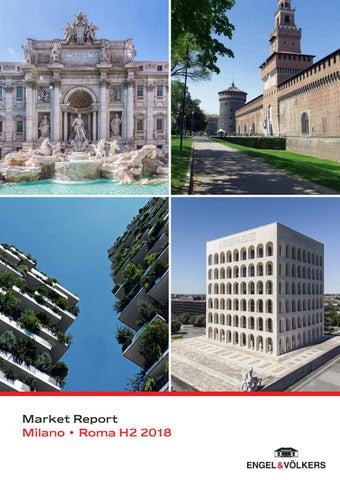 e61fb4b68f Market Report • Milano • Roma H2 2018 by ENGEL & VÖLKERS Italia - issuu