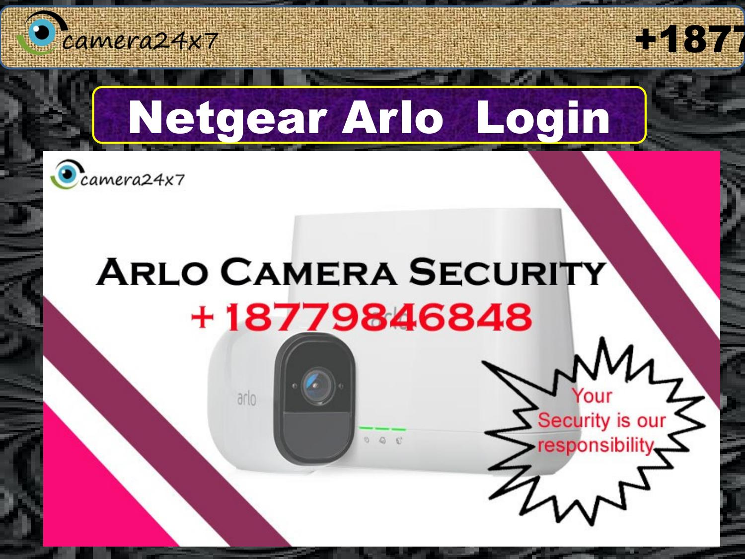Contact Us 18779846848 Arlo Camera Support |Arlo Support Number| by
