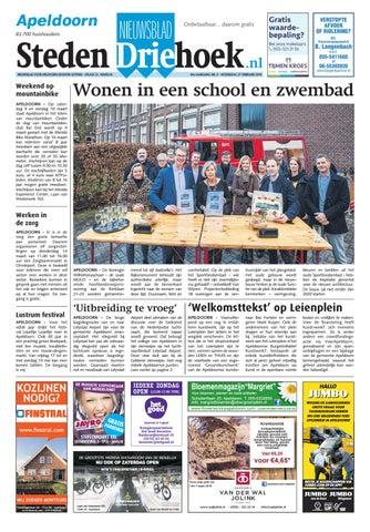 5314f318da0a68 Nieuwsblad stedendriehoek Apeldoorn wk09-2019 by Uitgeverij ...