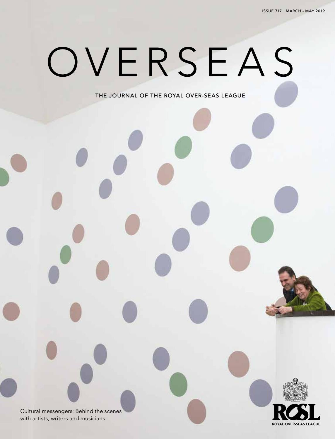 Overseas March - May 2019 by Mark Brierley - issuu