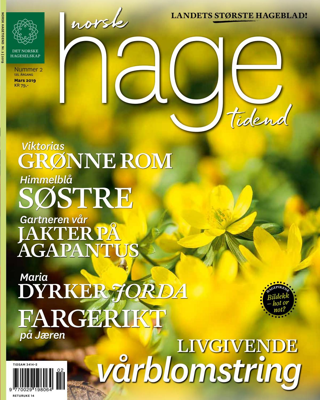 20afcf7e Nr. 2-2019 by Det norske hageselskap - issuu