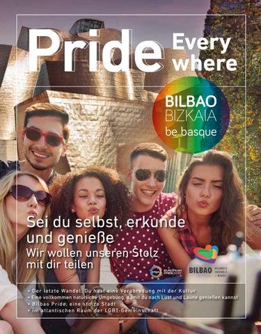 Pride Every Where Bilbao Bizkaia Deutsch By Bilbao Turismo Issuu