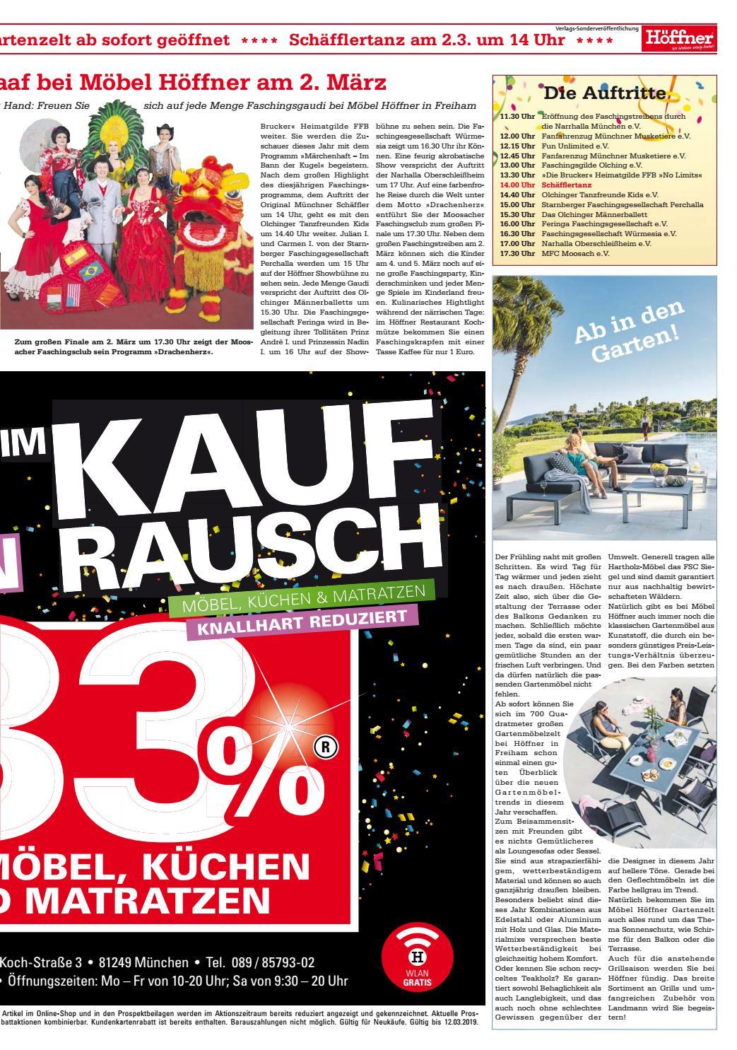 Kw 09 2019 By Wochenanzeiger Medien Gmbh Issuu