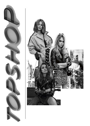 7a66b8a1125 Fashion Marketing and Management- Topshop Report by myb8020359 - issuu