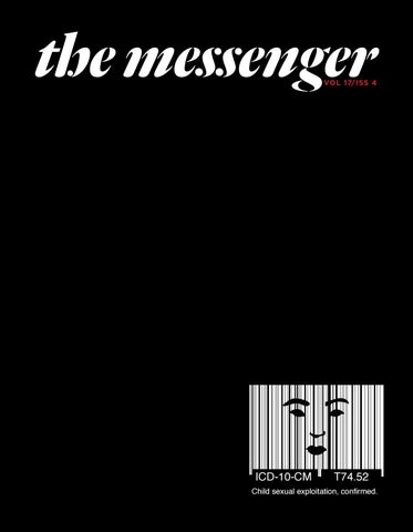 Vol  17, Issue 4 by The Messenger - issuu