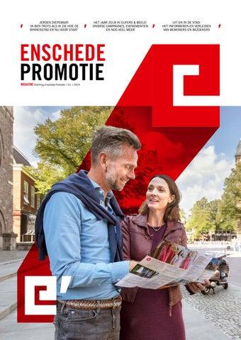 Enschede Promotie Magazine 2019 By Enschedepromotie Issuu
