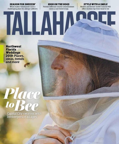 Tallahassee Magazine March - April 2019 by Rowland Publishing c16a4088371