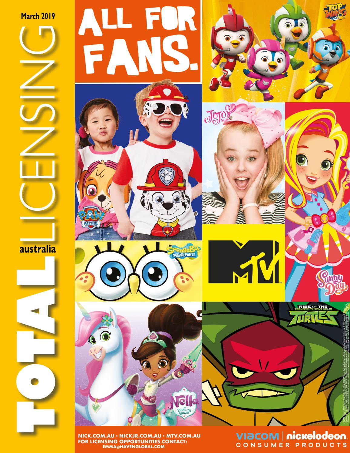Total Licensing Australia March 2019 By Total Licensing Issuu