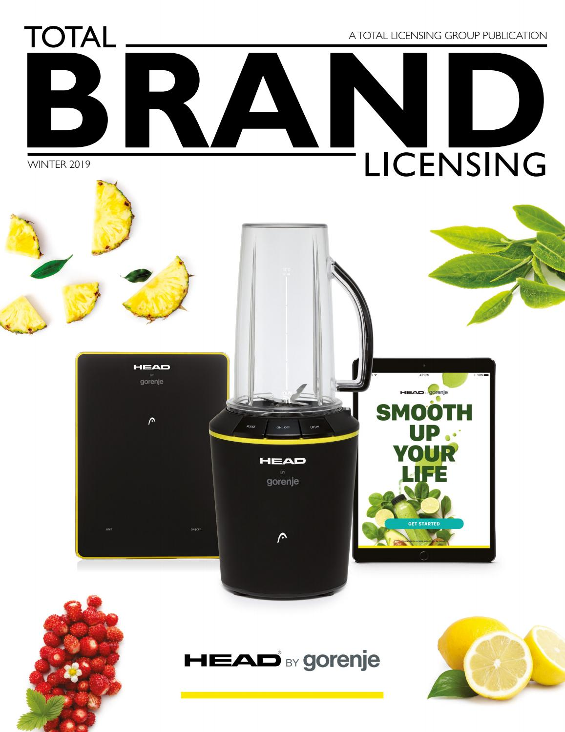 Total Brand Licensing January 19 by Total Licensing - issuu