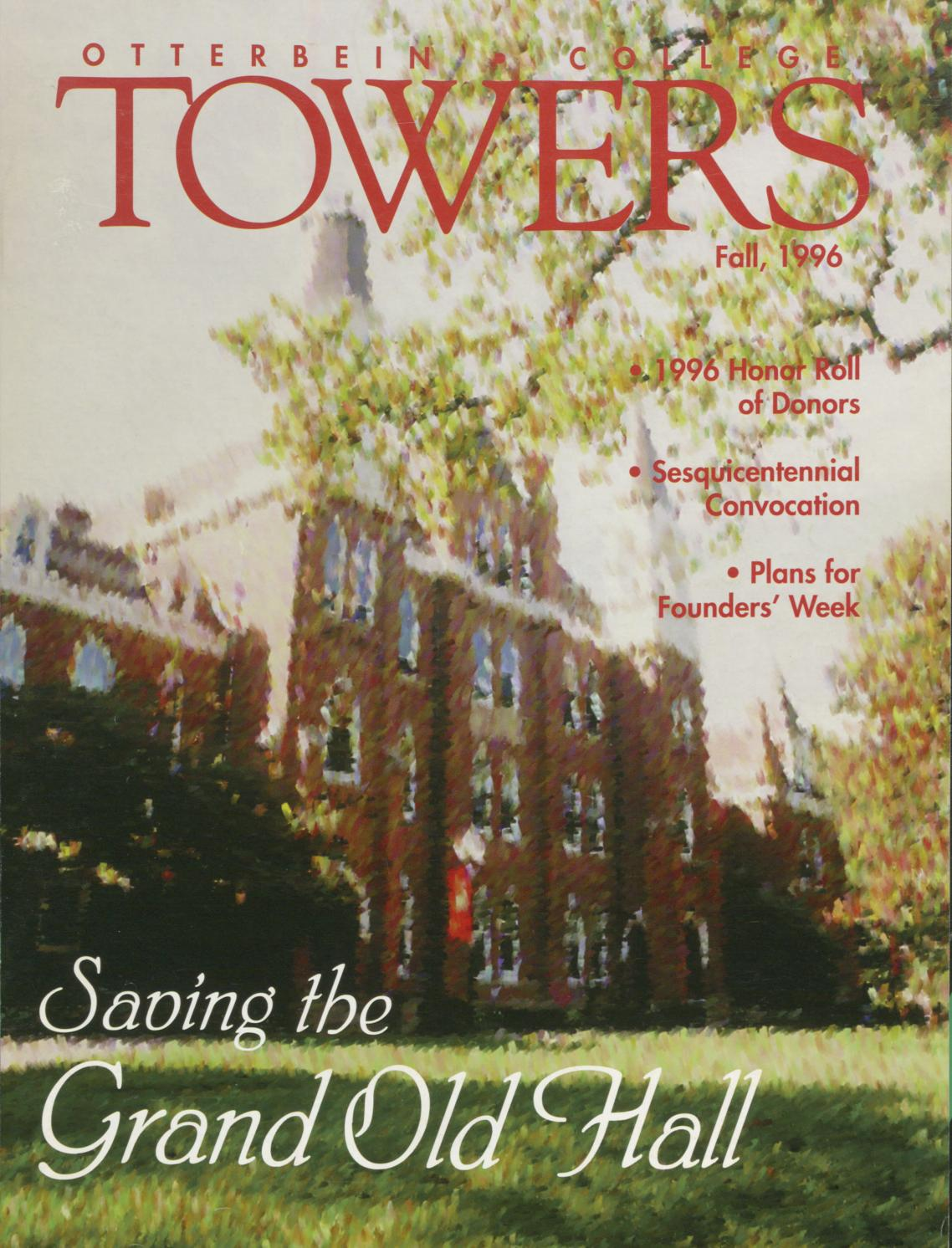 a place to call home by amy schisler reviews discussion a place to call home book Otterbein Towers 1996 Fall by Otterbein University - issuu