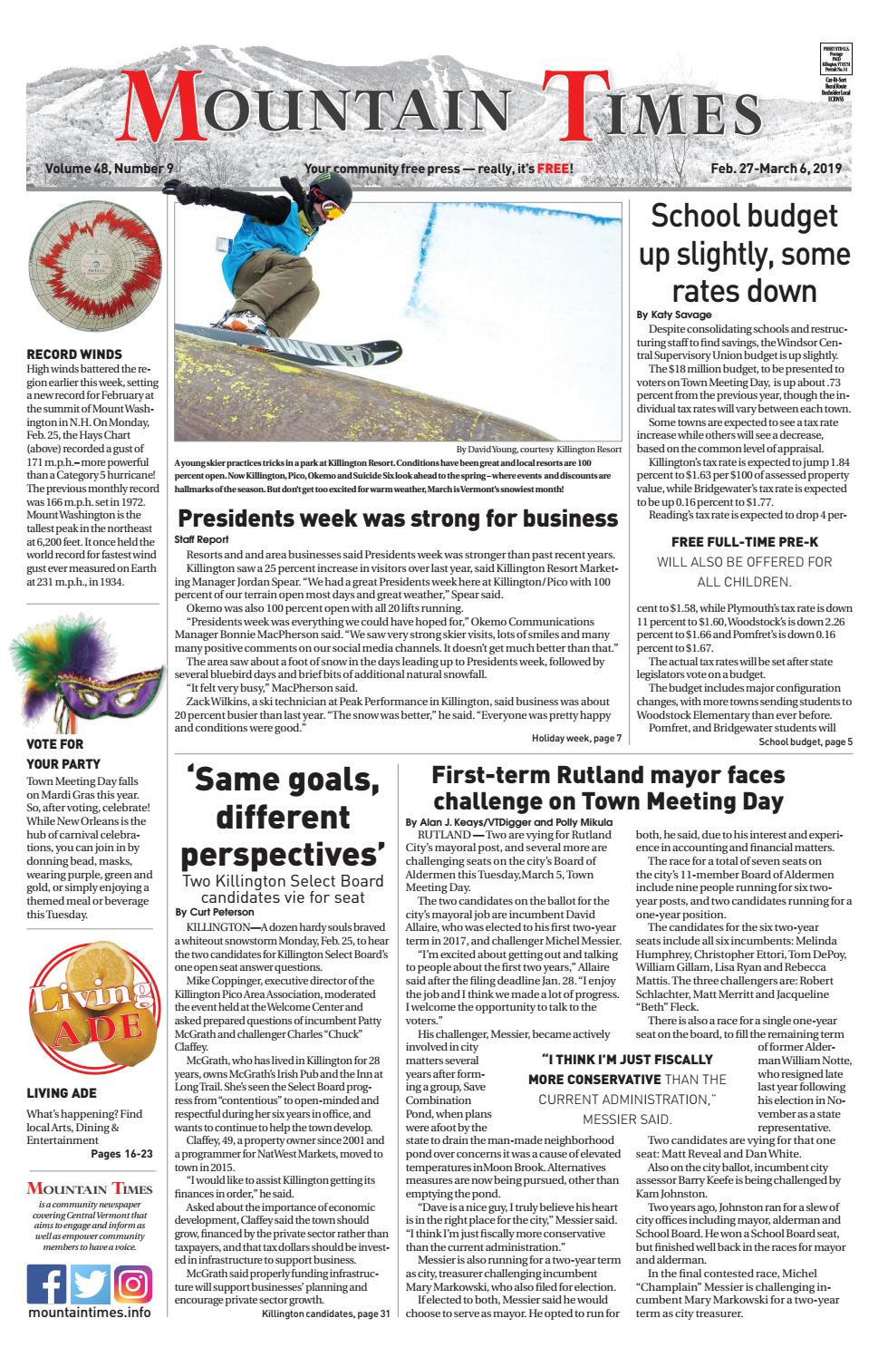 59f1ff477 Mountain Times Feb. 27, 2018 by Polly Lynn - issuu