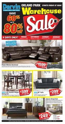 Darvin Warehouse Sale 4 Days Only By Darvin Furniture Mattress