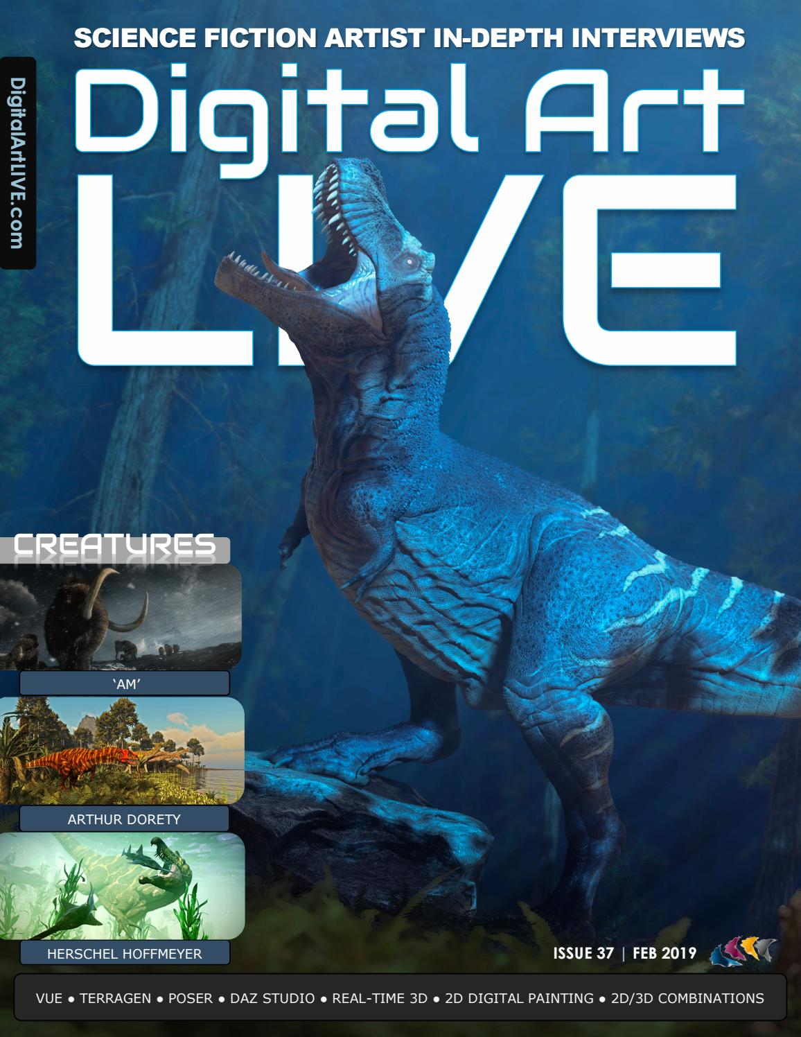 Digital Art Live Issue 37 by Digital Art Live - issuu