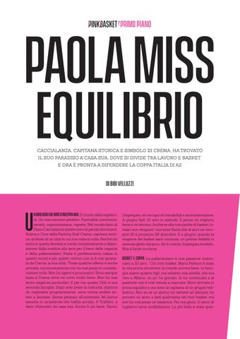 Page 31 of PAOLA, MISS EQUILIBRIO
